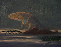 Erythrosuchus and Euparkeria