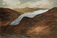 Glacier on Rattlesnake
