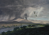Pterosaurs and Uplands